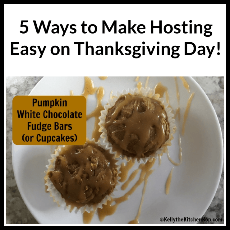Ways to Make Hosting Easy on Thanksgiving