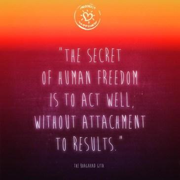 non-attachment 2