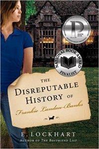 The Disreputable History of Frankie-Landau Banks book cover