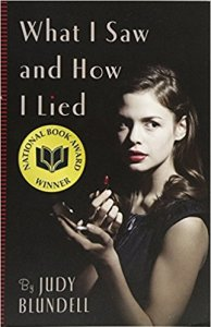 What I Saw and How I Lied book cover