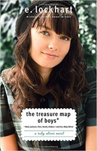 The Treasure Map of Boys book cover