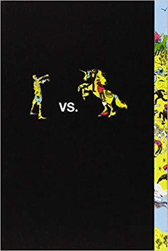 Zombies Vs. Unicorns book cover