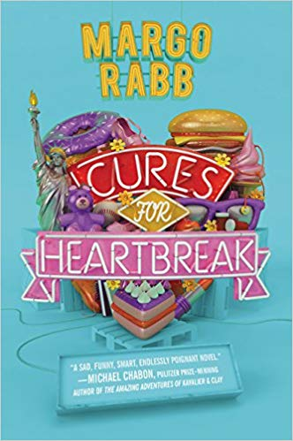Cures for Heartbreak book cover