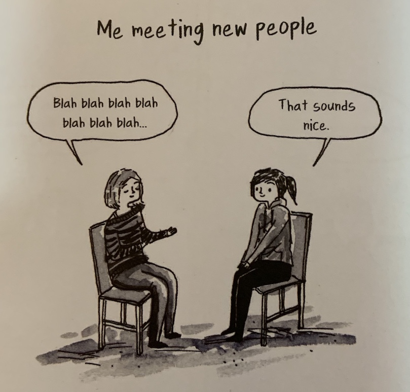 Meeting new people