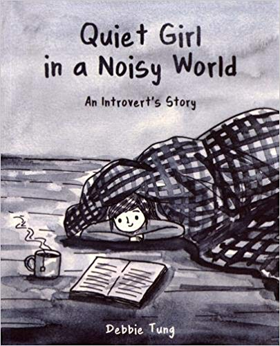 A Quiet Girl in a Noisy World book cover