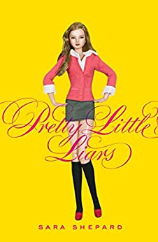 Pretty Little Liars book cover
