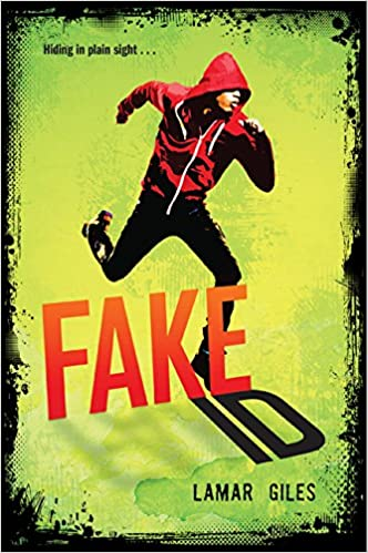 Fake ID book cover