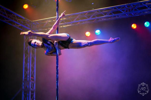 NATASHA WANG 2013 International Pole Championship Ultimate Pole Champion Choreography by Kelly Yvonne VIDEO: https://www.facebook.com/photo.php?v=10151947955017605&set=vb.117428337604&type=2&theater