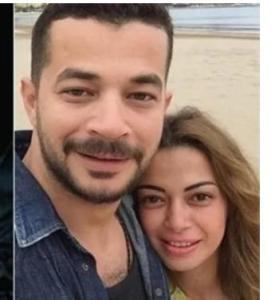 حقيقة طلاق داليا مصطفى من الفنان شريف سلامة