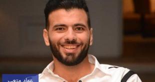 تفاصيل تعرض النجم المصري عماد متعب لوعكة صحية و عماد متعب يطمئن محبيه