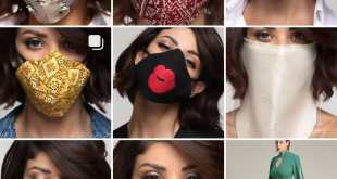 كمامات ليلى الحيديوي تثير الجدل على مواقع التواصل الاجتماعي