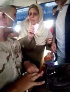 بيان من القوات المسلحة المصرية حول واقعة القطار