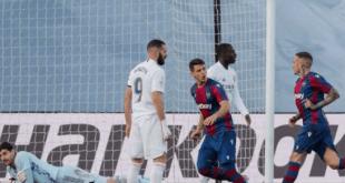 ريال مدريد امام ليفانتي