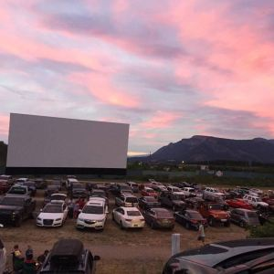 Kelowna Bucket List - Starlight Drive In