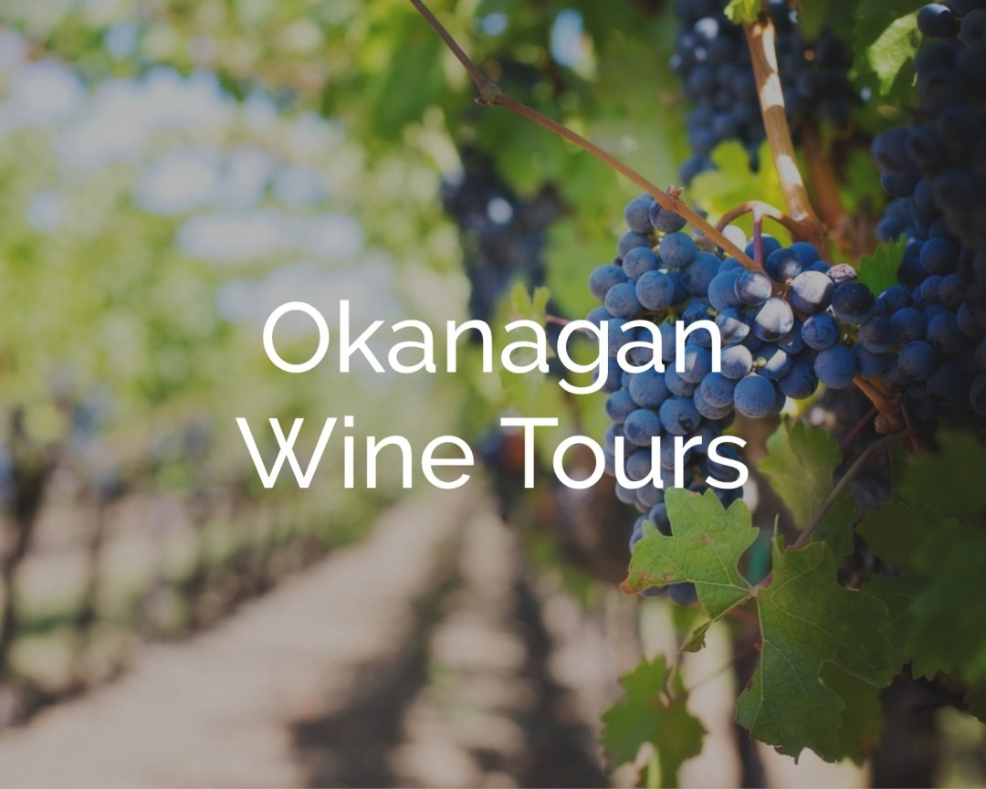 Kelowna Concierge Wine Tours