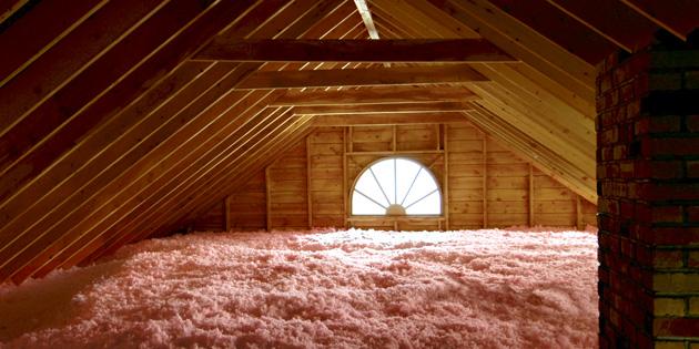 Proper home insulation in Kelowna.