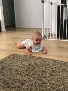 Luca across the room