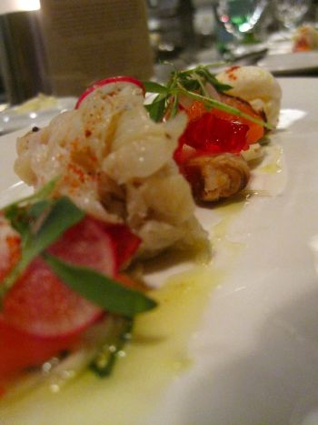 Dungeness Crab Salad One Market