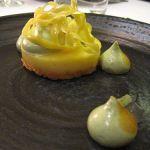 Dessert Coi Restaurant