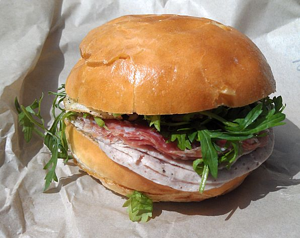 Salumeria San Francisco Sandwich
