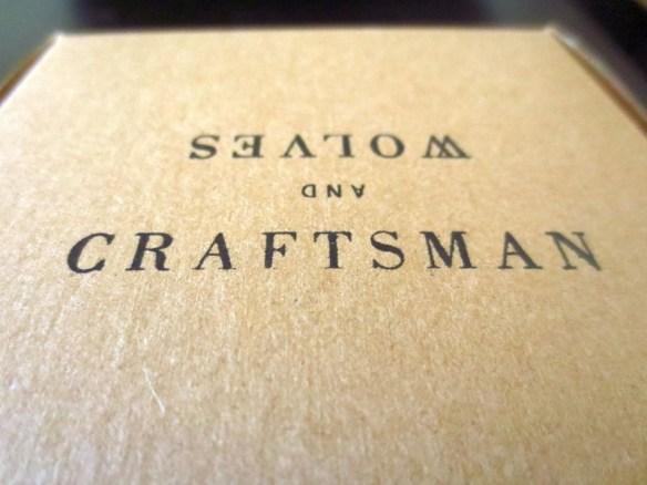 Craftsman and Wolves San Francisco