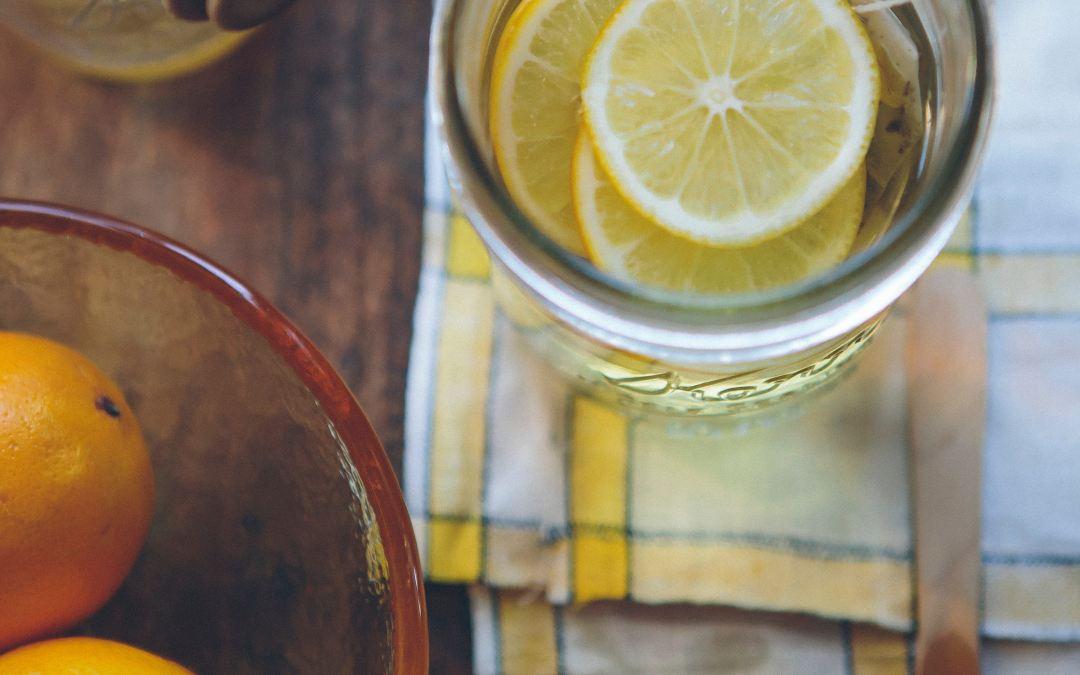 Homemade Honey and Lemon Face Mask