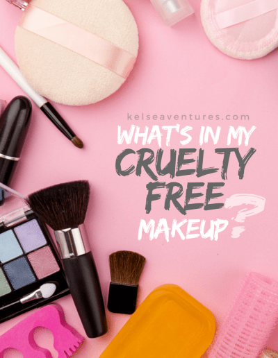 What's in My Cruelty-Free Makeup Bag