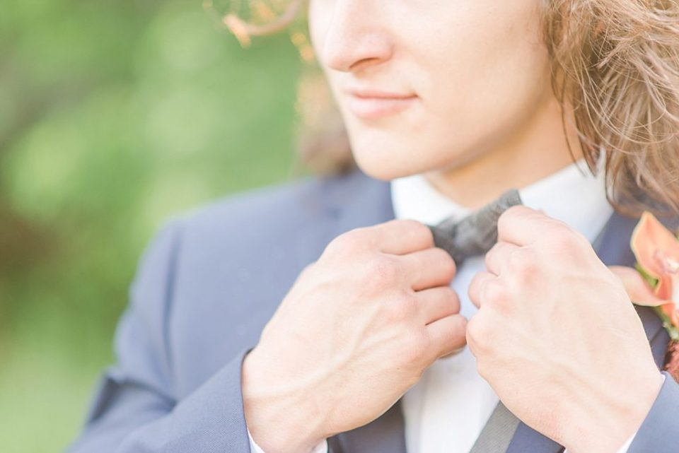 What to wear to a Kansas City wedding