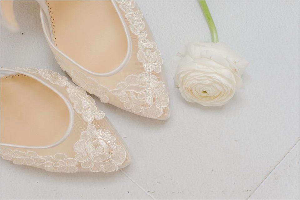 Bella Belle bridal shoes