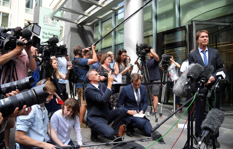 Sir Cliff Richards v BBC: is publicity the soul of justice?