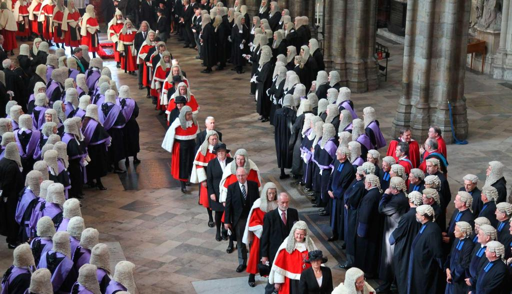Courtroom Catwalk: The Middle Temple explores Legal Fashion