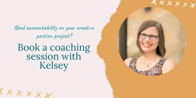 kelsey horton creativity coach