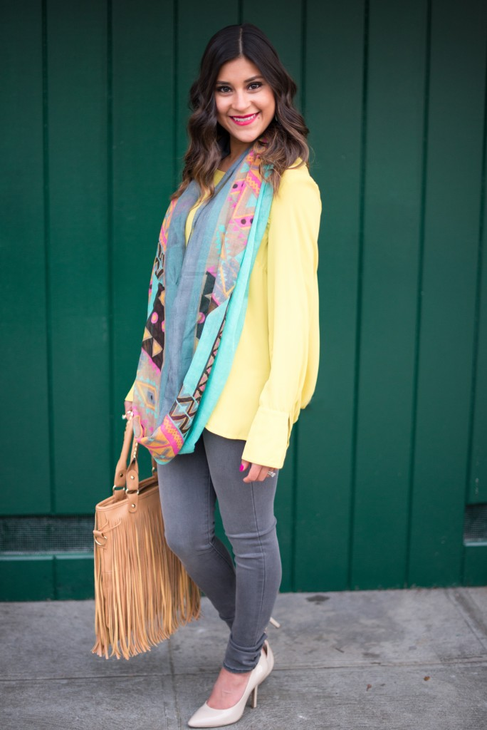 How to style contrasting colors