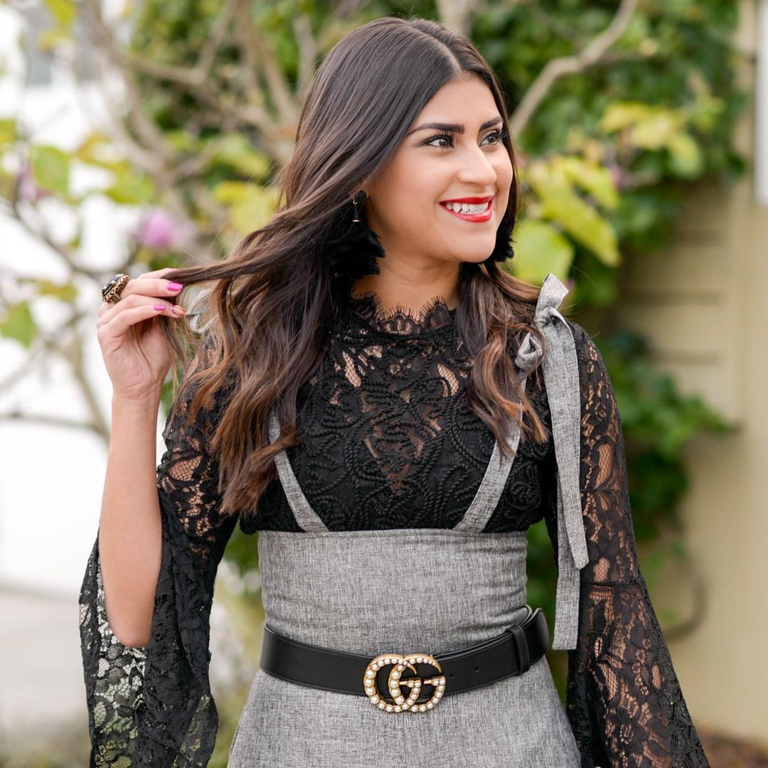 Lifestyle bloggerKelsey Kaplan of Kelsey Kaplan fashion sharing five time-saving beauty tips