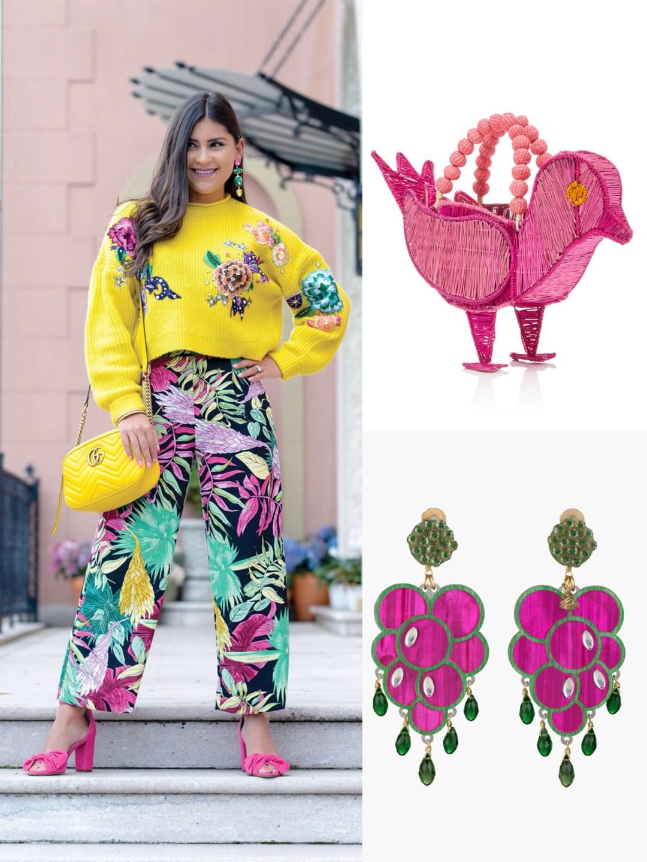 Colombian designer Mercedes Salazar