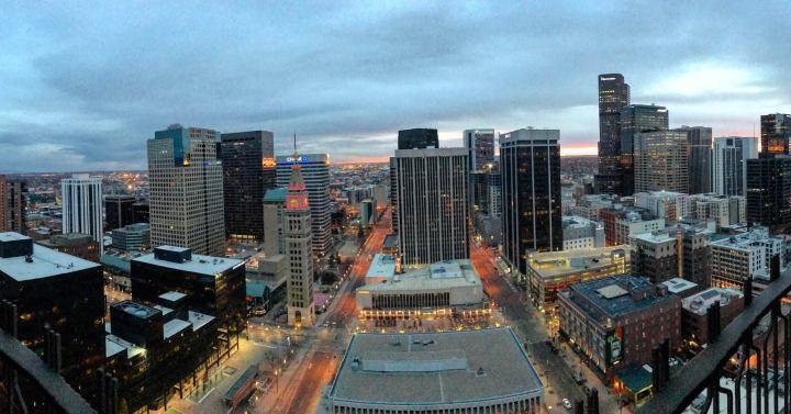 Adventure in Denver