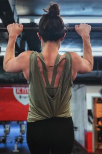 Master a Pull Up in 2018 with these 4 Exercises
