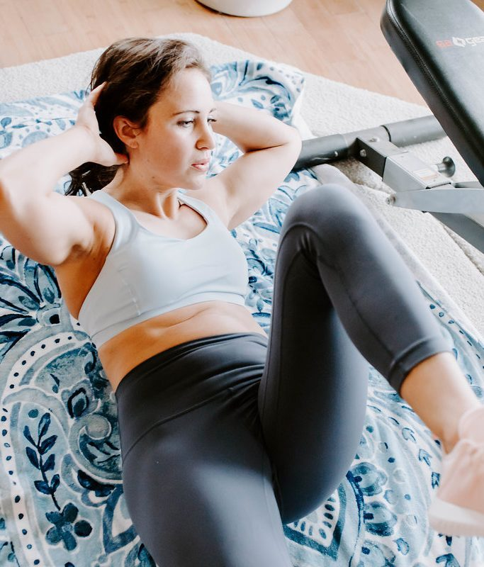 Seven Minute Ab Workout