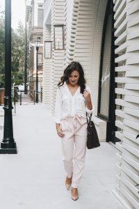 Pink Pants-Two Ways