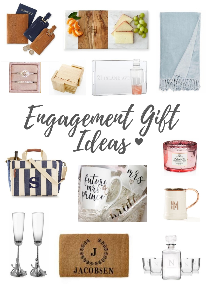 Engagement Gift Ideas Kelsey Lynn