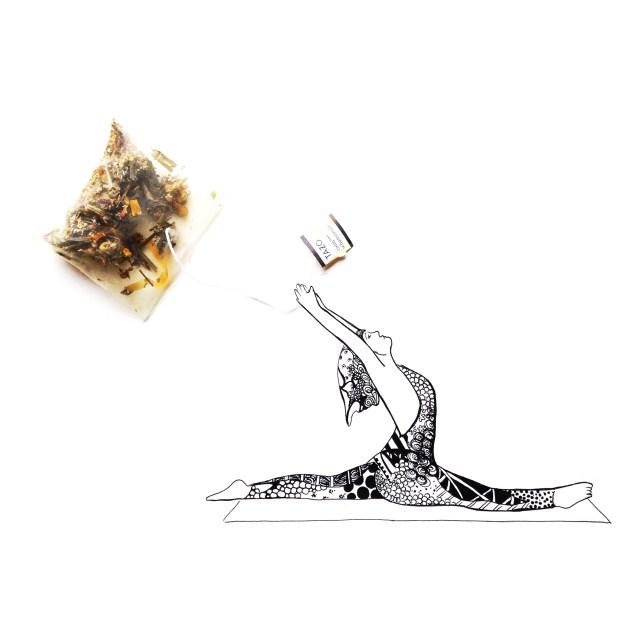 Yoga & Tea by KM