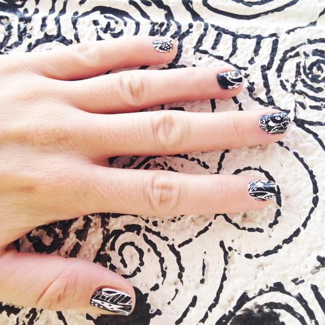 Kelsey Montague Art for Scratch Nails 14