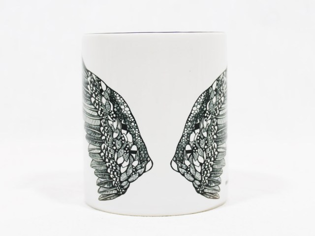 Angel Wing Mug 1