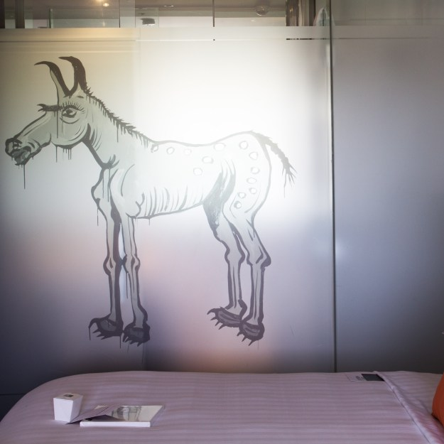 Kelsey Montague Art at The Cullen 5