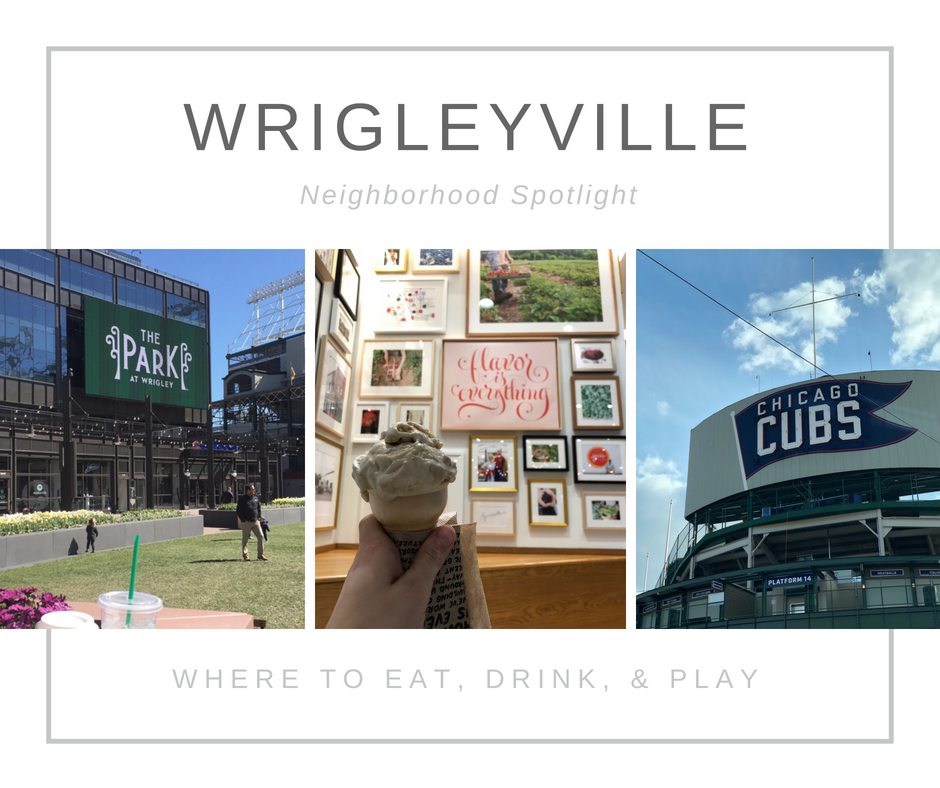 What to do in Wrigleyville, Chicago | Kelseyshawchicago
