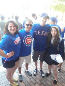 kelsey, phillip, and folks from texas.