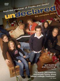 Undeclared DVD