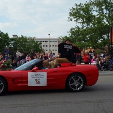 Pegasus parade Damion Lee u of l