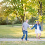 Jessica + Nick | An Engagement Session in Dayton, Ohio