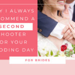 Why I Always Recommend Hiring Second Shooter